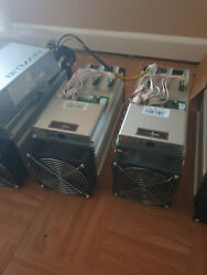 Bitmain Antminer S9 Bitcoin Miner Include PSU $380.00