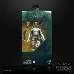 IN STOCK Star Wars The Black Series Carbonized Boba Fett 6 Inch Action Figure $25.99