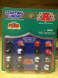1999 AFC Starting Lineup Collector's Club Helmet Collection $25.00