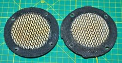 Working Pair of Acoustic Research 5803028 AR 2ax MIDRANGE SPEAKERS $54.99