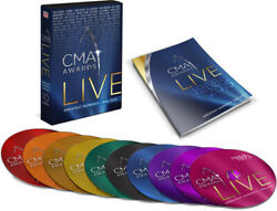 Various CMA Awards Live: Greatest Moments: 1968 2015 New DVD