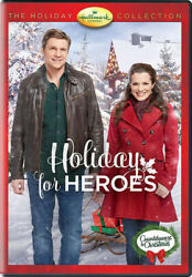 Holiday for Heroes New DVD $13.67