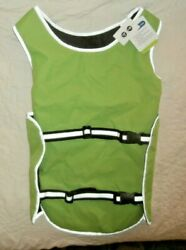 NWT TOP PAW COOLING VEST FOR DOG DOGS SIZE XL REFLECTIVE ACTIVATES W WATER NEW $8.99