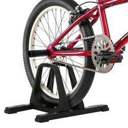 Cycle Bike Stand Portable Floor Rack Bicycle Park For 20 In Bikes $37.99