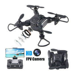 2020 new mini Drones With Camera Hd Wifi 4K drone Quadcopter Toys Rc Helicopter $35.88