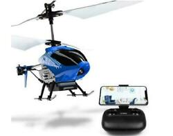 RC Helicopter w WIFI Camera Remote Control U12S Mini Heli for Kid Adult Toys $58.99