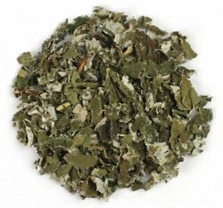 Frontier Natural Products Red Raspberry Leaf Cut amp; Sifted Organic 1 lb. $15.10
