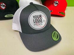Custom Cap 5 panel Personalized Embroidered Cap Embroidery Baseball Cap Pers $18.50