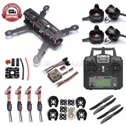 New 250mm Carbon Fiber Quadcopter Diy Kit Build your own Drone **Free Shipping** $86.99