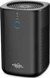 Membrane Solutions Air Purifier for Home Bedroom with Dual H13 True HEPA... $62.98
