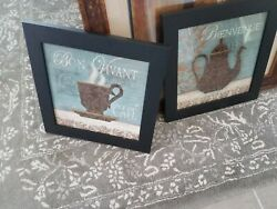 Coffee Themed Pictures 3 $22.00