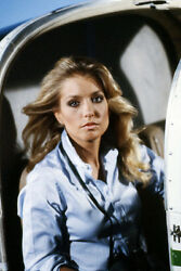 Heather Thomas in helicopter The Fall Guy 11x17 Mini Poster $17.99