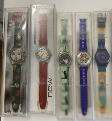 SWATCH Set of 12 Watches Good Condition $999.00