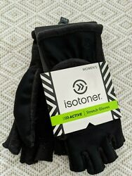 Isotoner active stretch gloves women#x27;s BRAND NEW WITH TAGS $20.00