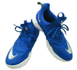 Nike Mens AR 0461 401 Zoom Shift 2 Low Top Blue White Running Shoes Size US 6.5 $20.99
