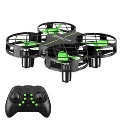Mini Quadcopter Drone With LED Lights Green $24.99