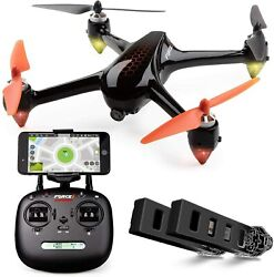 New Force One Shadow Hex GPS Drones with 1080p HD WiFi Video Camera Long Range $124.97