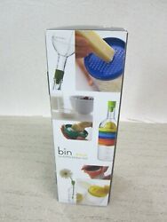 Bin 8 Multi Kitchen Tool juices strains grates and more Made in Japan $24.50