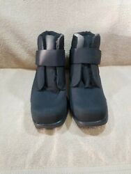 Toe Warmers Womens Boots Black Size 11 $22.00