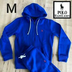 Ralph Lauren Blue Embroidered Up And Down $297.61