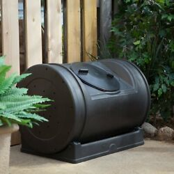 Good Ideas 52 Gal. Compost Wizard Jr. Black FREE SHIPPING $107.00