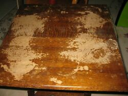 Antique Table LOCAL PICK UP ONLY $98.00