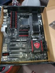 MSI 970 GAMING Motherboard AMD FX 8350 8core 4GHz CPU CORSAIR XMS3 DDR3 16GB $200.00