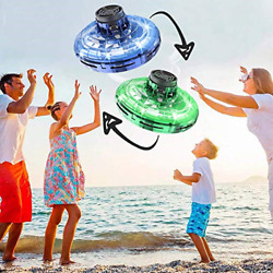 Operated Drone for Kids or Adults with LED Lights Helicopter Flying Toys Mini $22.17