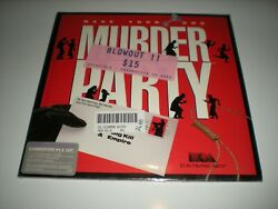 Murder Party for Commodore 64 Game. Unopened. Extremely rare EA Electronic Arts $99.00