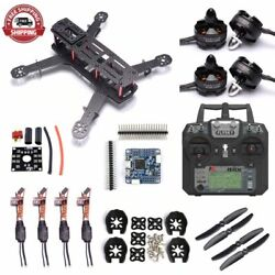 New 250mm Carbon Fiber Quadcopter Diy Kit Build your own Drone **Free Shipping** $85.99