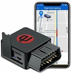 GPS Tracker 4G LTE OBD Car Tracker Real Time Tracking for Vehicles Car... $41.30