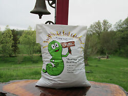 Organic worm castings 15 lbs. Natures odorless soil enhancer for all plants. $23.50