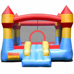 Inflatable Bounce House Castle Jumper Moonwalk Playhouse Slide Without Blower $237.99