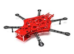 Hobby King Red Scarab V3 550 Hexacopter Drone Multi Rotor FPV Quad Copter Frame AU $45.00