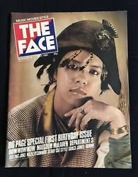The Face #13 May 1981 $10.00