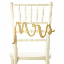 kate spade new york Mr. amp; Mrs. Chair Signs Set of 2 5624 $21.50