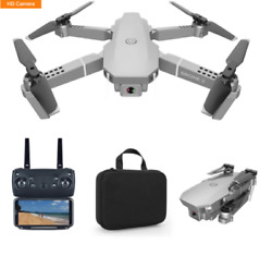 E68 Pro Drone HD Wide Angle WIFI 720P FPV Drones Video Recording Quadcopter Heig $59.00