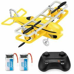 JJRC Mini Drone for Kids RC Nano Quadcopter with Altitude Hold Headless Mode ... $33.76
