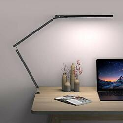 Desk Lamp Architect Lamp Desk Swing Arm Light with Clamp Remote Control amp; $74.98