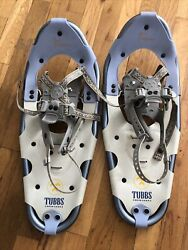 Tubbs Snowshoes Sojourn 21 Grey And Light Blue $72.00