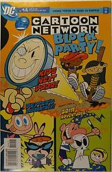 CARTOON NETWORK BLOCK PARTY #14 Grim Adventures of Billy and Mandy $9.84