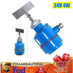 4W Rotary Level Switch Thread Type Object Detector Stainless Bin Indicator 24V $69.00