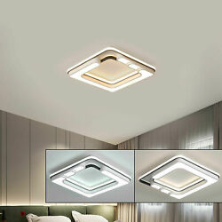 LED Ceiling Light Pendant Dining Room Fixture Dimmable Lamp 40*40*9cm Creative $129.00