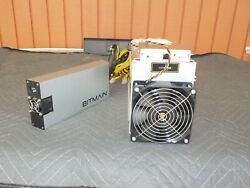 Bitmain Antminer L3 with 220v Power Supply $440.00