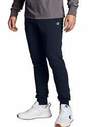 Champion Sweatpants Men#x27;s Jersey Joggers Side Pockets Comfortable Athletic Fit $22.50