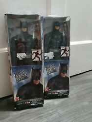 Justice league BATMAN Toy Figure X 2 Mattel 2017 Boxed 12quot; New GBP 10.00