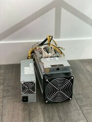 Bitmain Antminer S9 13.5 TH s APW3 PSU Hashes @ 14.5 TH s Bitcoin BTC ASIC $649.00