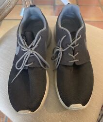 NIKE  Charcoal ROSHERUN SHOES 511881 011 Size 12 Mens $30.50