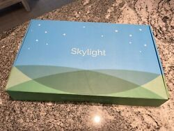 SKYLIGHT Frame 10quot; Touchscreen Easy Use Wi Fi Digital Picture Frame Gently Used