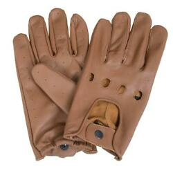 Leather Driving Motorcycle Gloves Men 5 colors amp; sizes Small to 3XL Available. $12.99